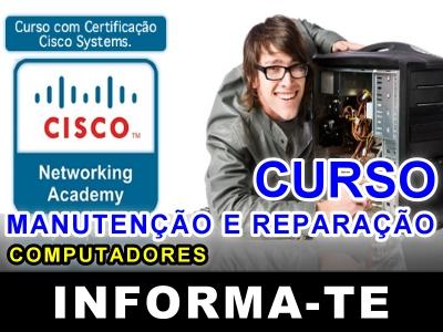Curso Redes e Internet Cisco