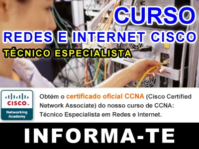 Curso Redes e Internet Cisco