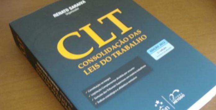 CLT-consolidaao leis trabalho