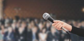 Aprender a falar em público