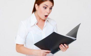 Saiba quais são os 6 erros comuns na elaboração de um currículo