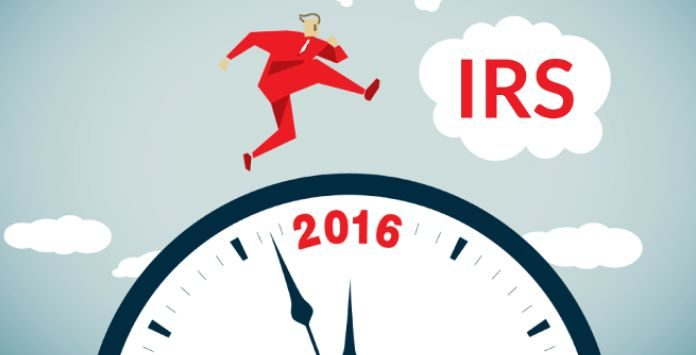 simulador IRS 2016